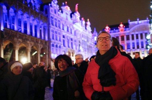 Brüssels Bürgermeister Yvan Mayeur hat das Feuerwerk an Silvester abgesagt. Foto: dpa