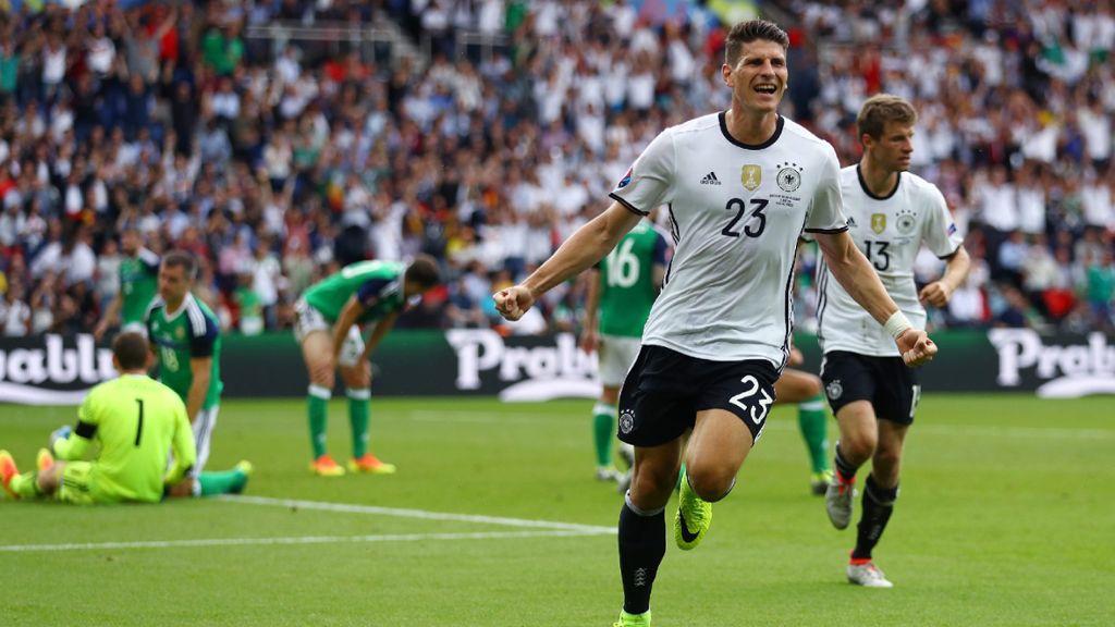 Fussball Em 2016 Nordirland Gegen Deutschland Im Liveticker
