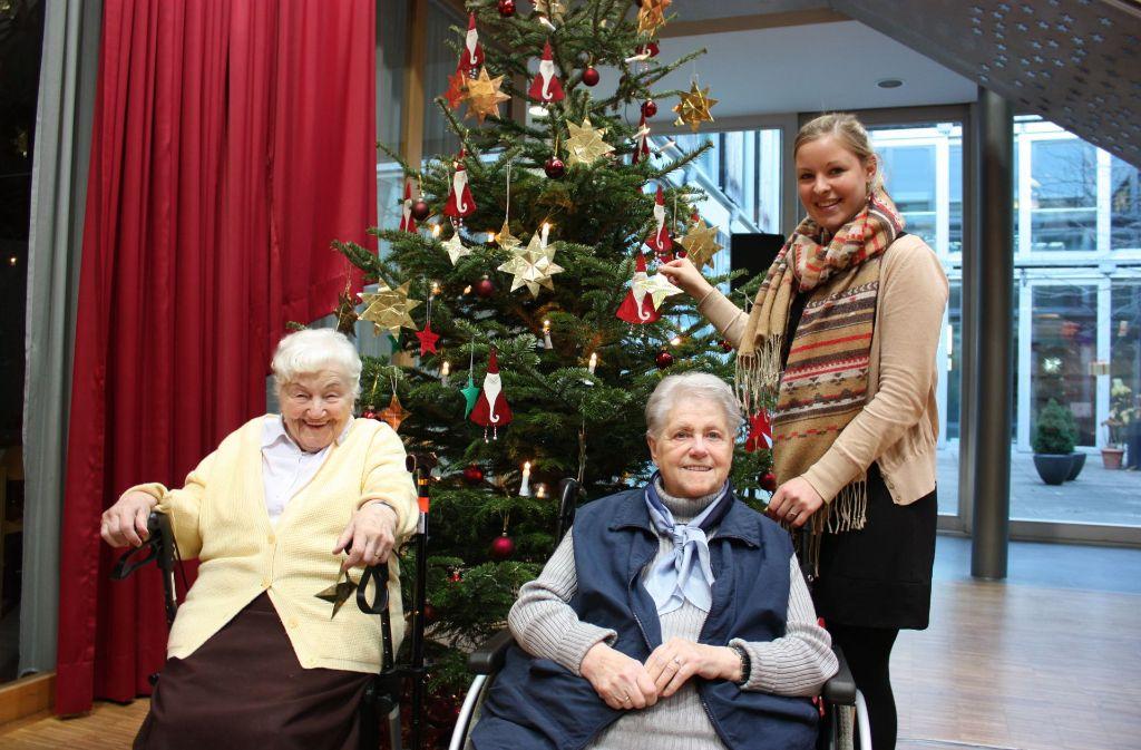 Vor Weihnachtswünsche.Anna Haag Haus In Bad Cannstatt Weihnachtswünsche Wahr Werden