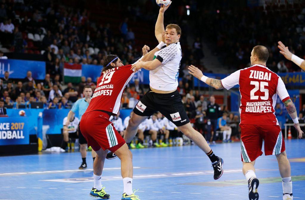 handball deutschland gegen ungarn