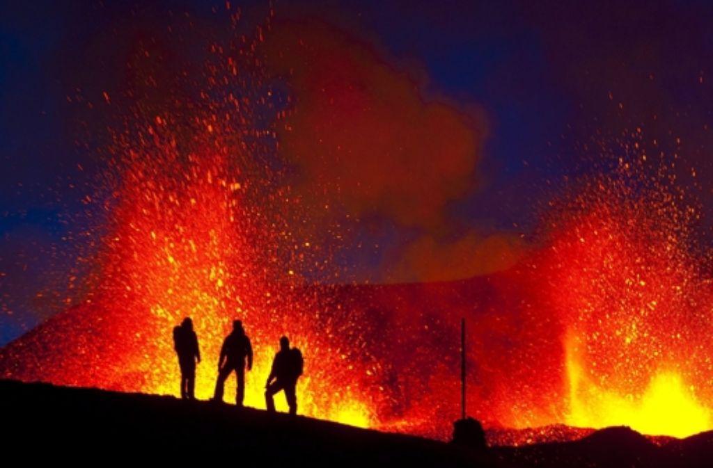 Die Welt Der Vulkane Feuerberge Der Erde Wissen Stuttgarter
