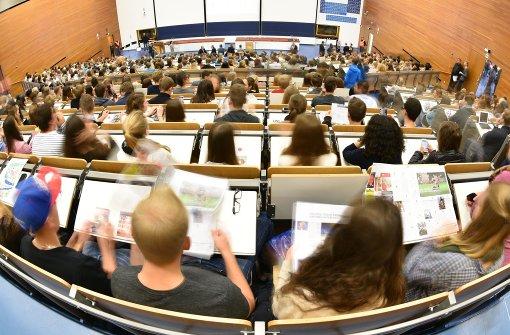 Hochschulzugang wird mit 100 Millionen Euro gefördert