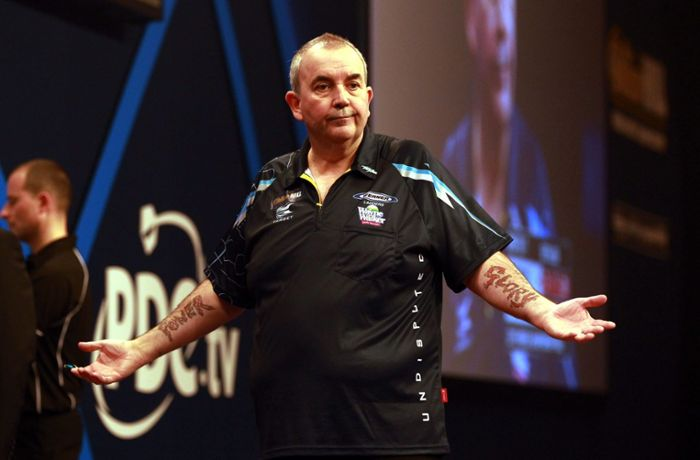 "Darts-Legende Phil Taylor: ""The Power"" auf Abschiedstournee"