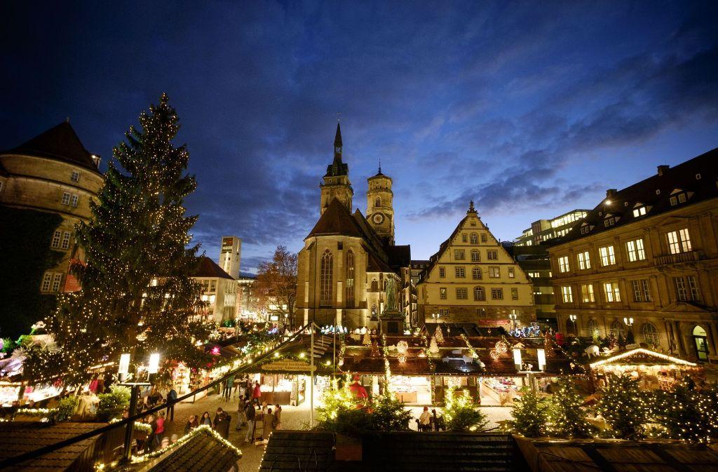 Schwäbisch Gmünd Weihnachtsmarkt.Weihnachtsmärkte In Stuttgart Und Region Glühweinseligkeit