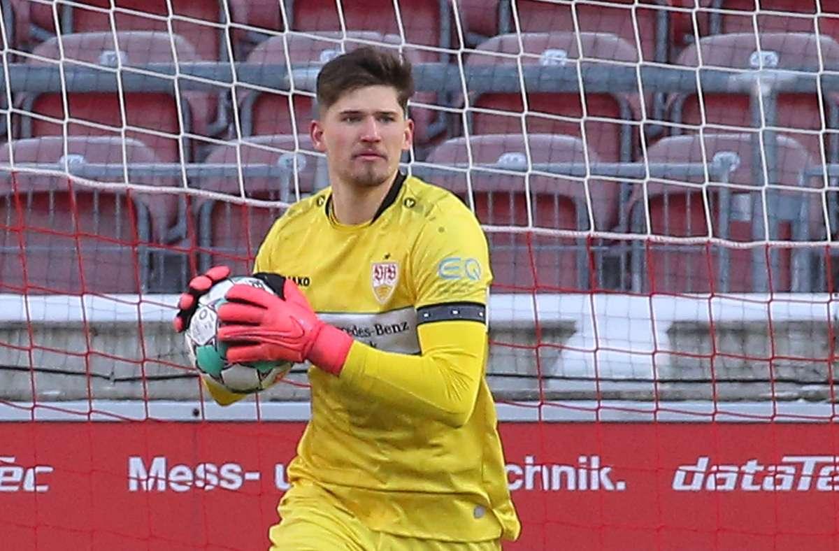 VfB Stuttgart - Gerüchte um Borussia Dortmund – Gregor Kobel bezieht Stellung - Stuttgarter Nachrichten