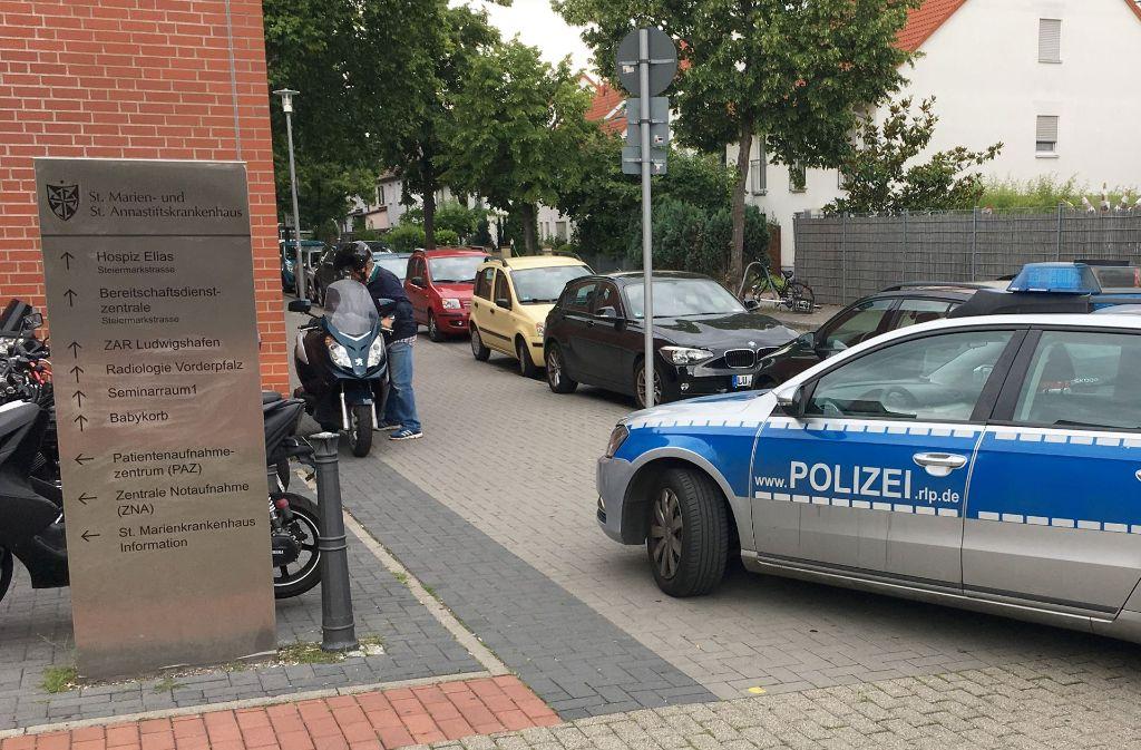 Nachrichten Ludwigshafen Polizei