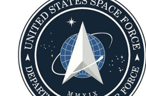 "Weltraumarmee von Donald Trump: ""Star Trek""-Fans spotten über Space-Force-Logo"