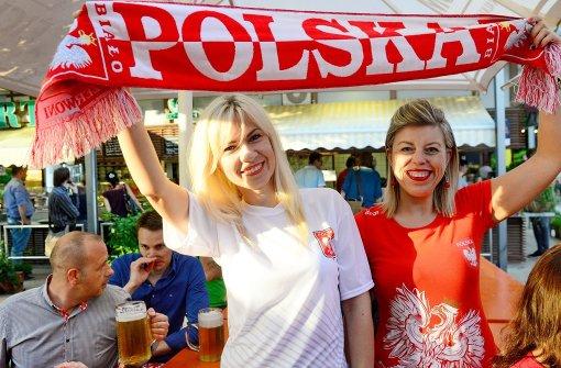 Erst Freude, dann Enttäuschung bei den polnischen Fans