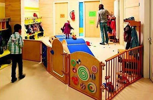 Kindergärten Architektur Weniger Ist Oft Mehr News Stuttgarter