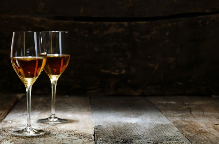 Warenkunde: Sherry Amontillado