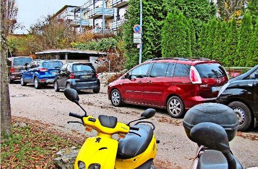 Der Parkdruck steigt