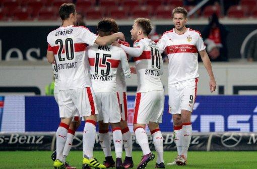 Der VfB besiegt Nürnberg mit 3:1