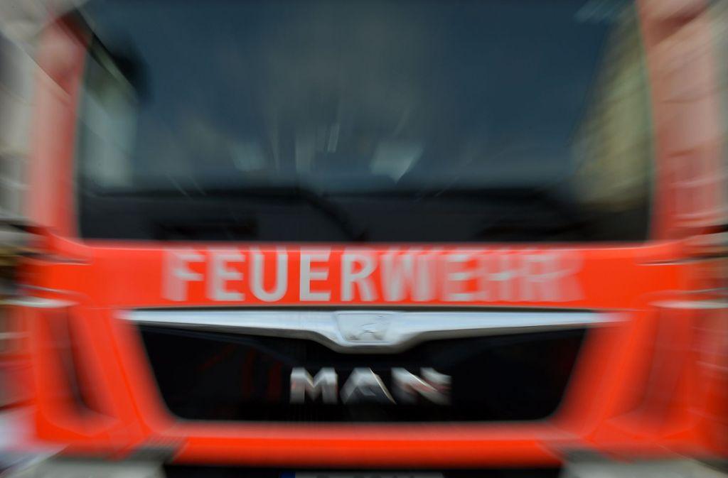 Brand in Esslingen - Feuer in Kellerraum ausgebrochen - Stuttgarter Nachrichten