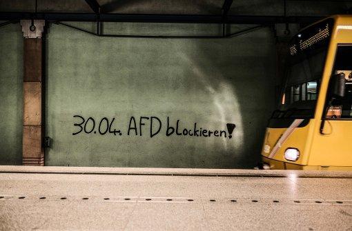Liveticker vom AfD Parteitag