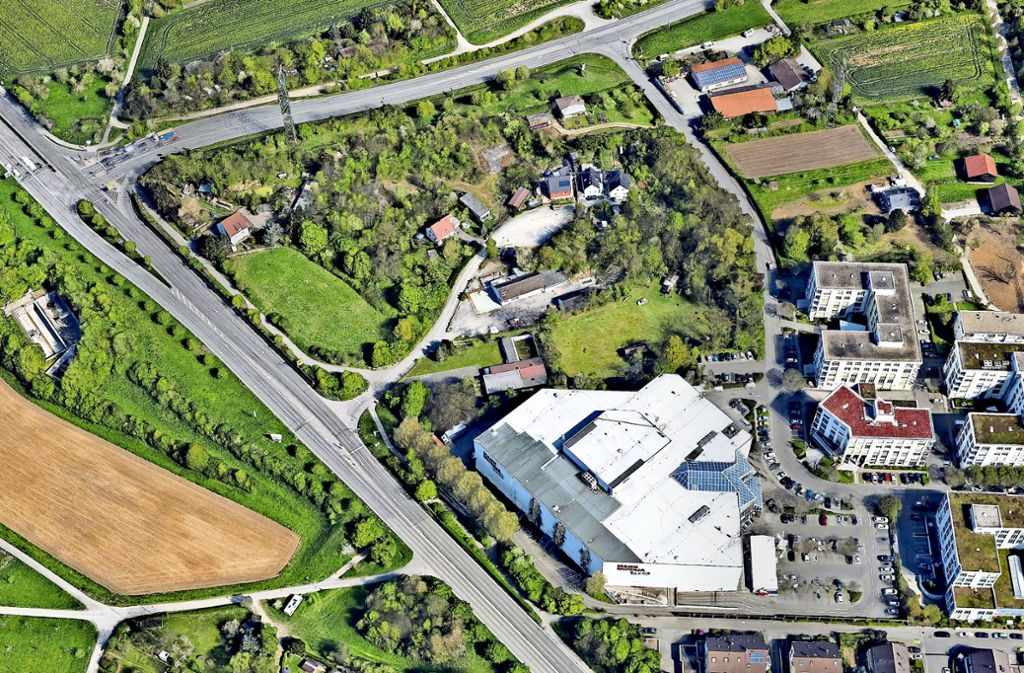 Möbelhaus In Ludwigsburg Wird Deutlich Erweitert Die Xxxl Planungen
