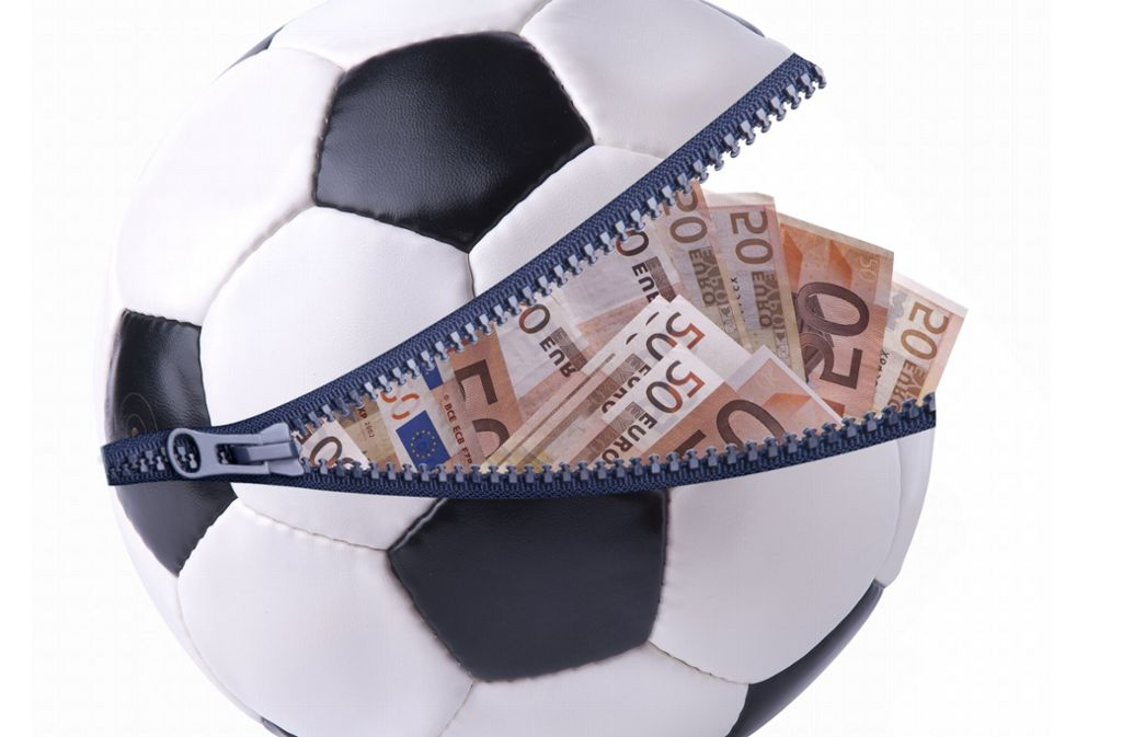 Fussball Geld