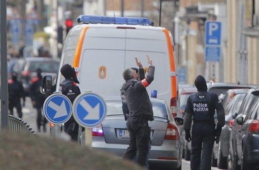 In Brüssel wurden weitere Terrorverdächtige festgenommen. Foto: dpa