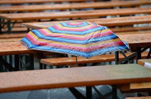 Von wegen Sommer: Der Juni war zu kühl und zu nass