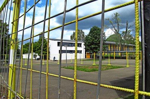 Sanierte Gebäude zum neuen Schuljahr