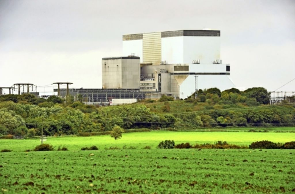 Atomkraftwerk in Hinkley Point (England) – Milliardenschwere Subventionen Foto: dpa