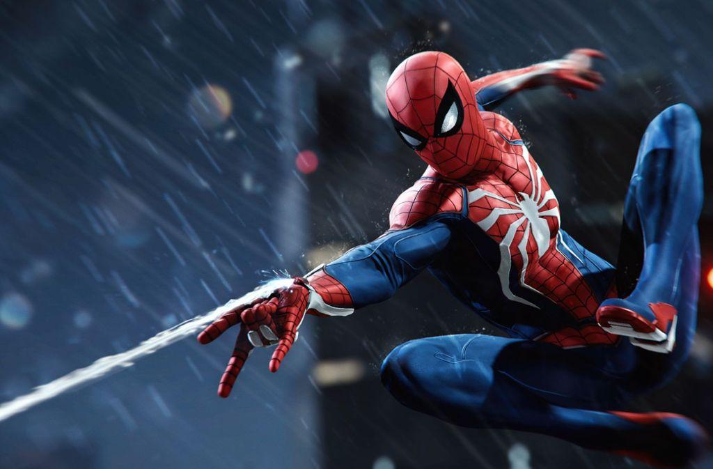 Spider-Man Gespielt Von