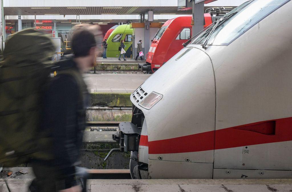 Neuer Fahrplan Bei Deutscher Bahn Auch Fahrgäste In Baden