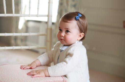 William und Kate präsentieren neue Fotos von Charlotte