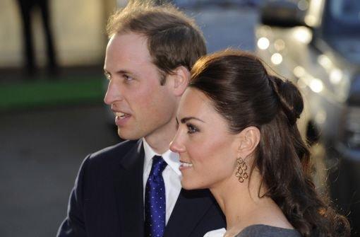 Der Hof pocht darauf, dass die Medien die Persönlichkeitsrechte der schwangeren Herzogin Kate respektieren. Nicht alle halten sich daran. Seit sie schwanger ist, sind die Auftritte der 31-Jährigen rar geworden... Foto: dpa