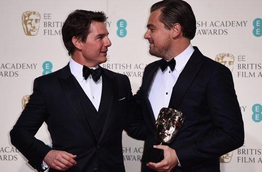 """DiCaprio und """"The Revenant"""" ausgezeichnet"""