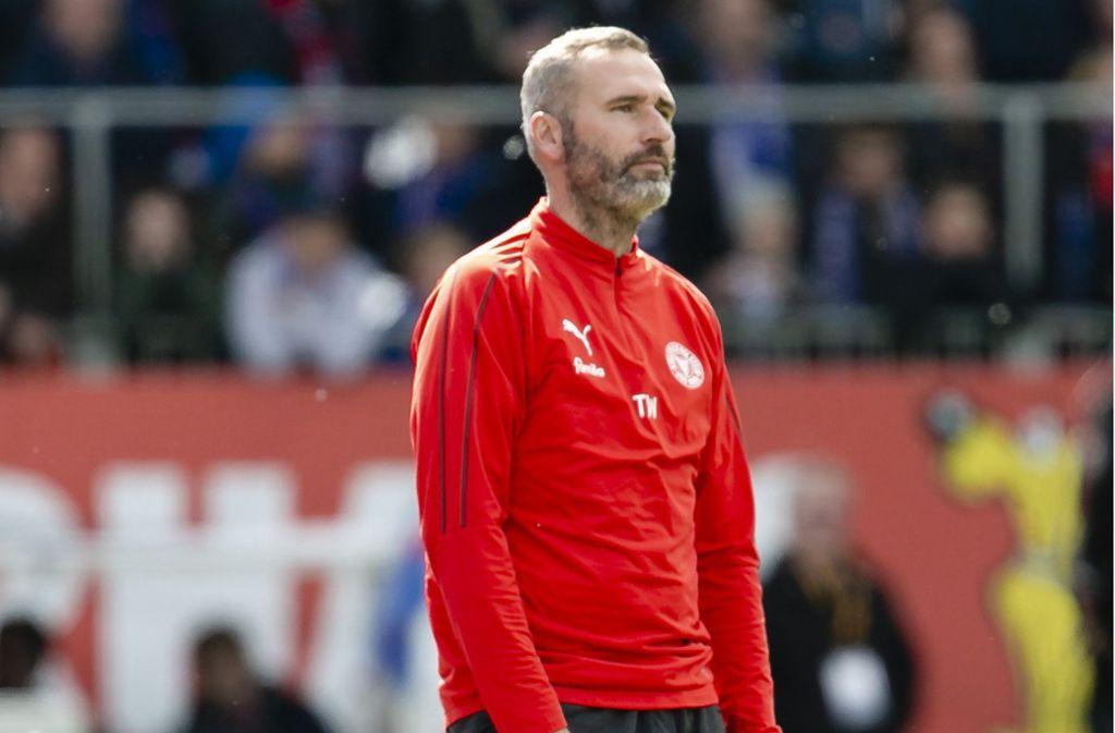 Coach von Holstein Kiel: Trainer Tim Walter wird zu