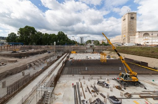 Bahn-Experten wollen Kopfbahnhof übernehmen