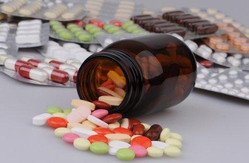 Gefälschte Pillen im Netz