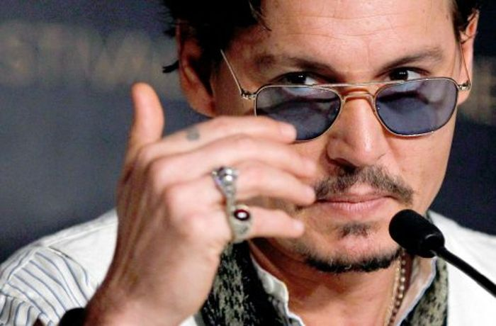 Johnny Depp wird 50: Pirat, Rebell und Tim Burtons Muse