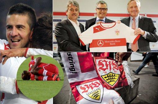 Was war los beim VfB Stuttgart im Jahr 2012? Klicken Sie sich durch unseren großen Jahresrückblick. Foto: Rebecca Hanke