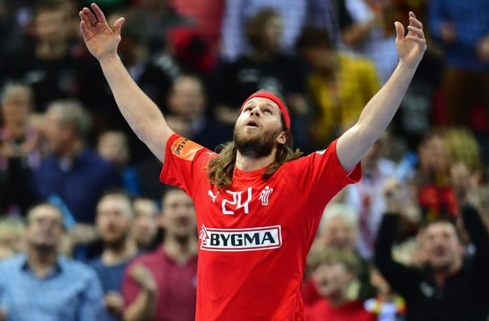 Handball-Weltmeisterschaft: Superstar  in Hochform