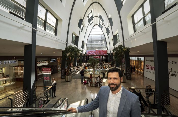 Shoppingcenter im Kreis Böblingen: Mercaden-Centermanager  will neue Mieter