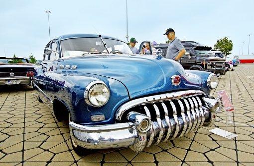 Leidenschaft für amerikanische Autos