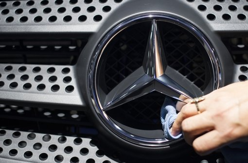 Daimler setzt auf Dieselantrieb