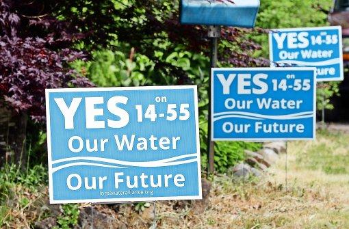 Kampf ums Wasser in den USA