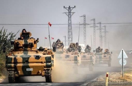 Türkei und Kurden vereinbaren Waffenruhe