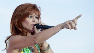 Andrea Berg stürmt die Charts