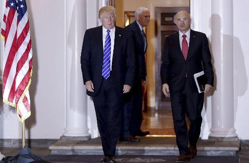 Trump will Andy Puzder zum Arbeitsminister machen