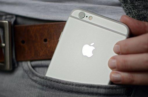 Zwei teure Handys gestohlen