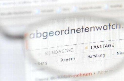 Kandidaten der Landtagswahl unter der Online-Lupe