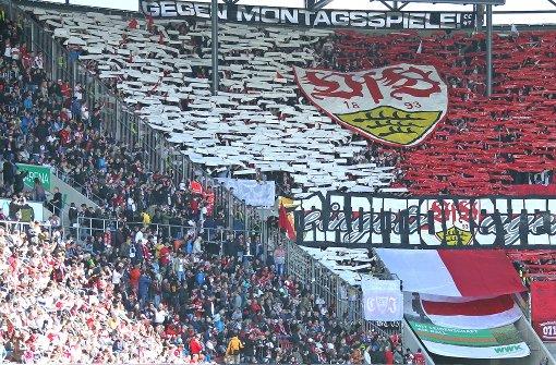 "VfB startet Aktion ""Im Brustring vereint"""