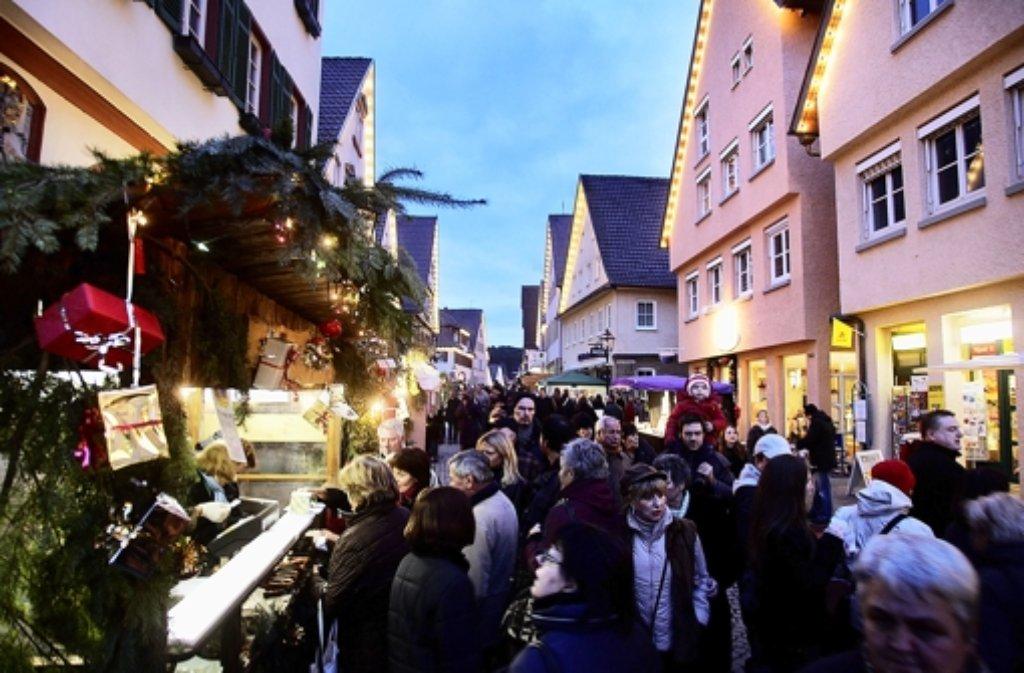 Standgebühr Weihnachtsmarkt Stuttgart.Weil Der Stadt Der Weihnachtsmarkt Soll Festlicher Werden