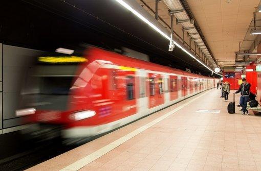 Strecke zwischen Zuffenhausen und Kornwestheim gesperrt