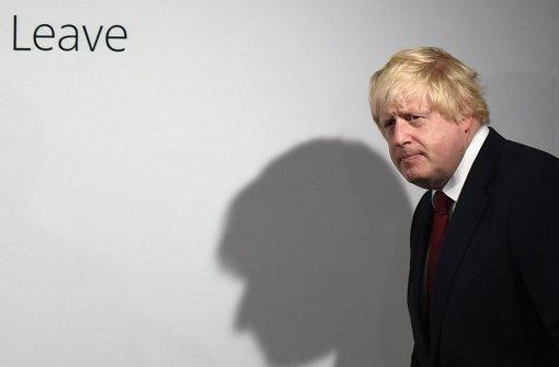Wer soll die Briten aus der EU führen?
