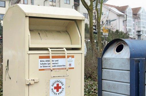 Der Abfall Foto: factum/Granville