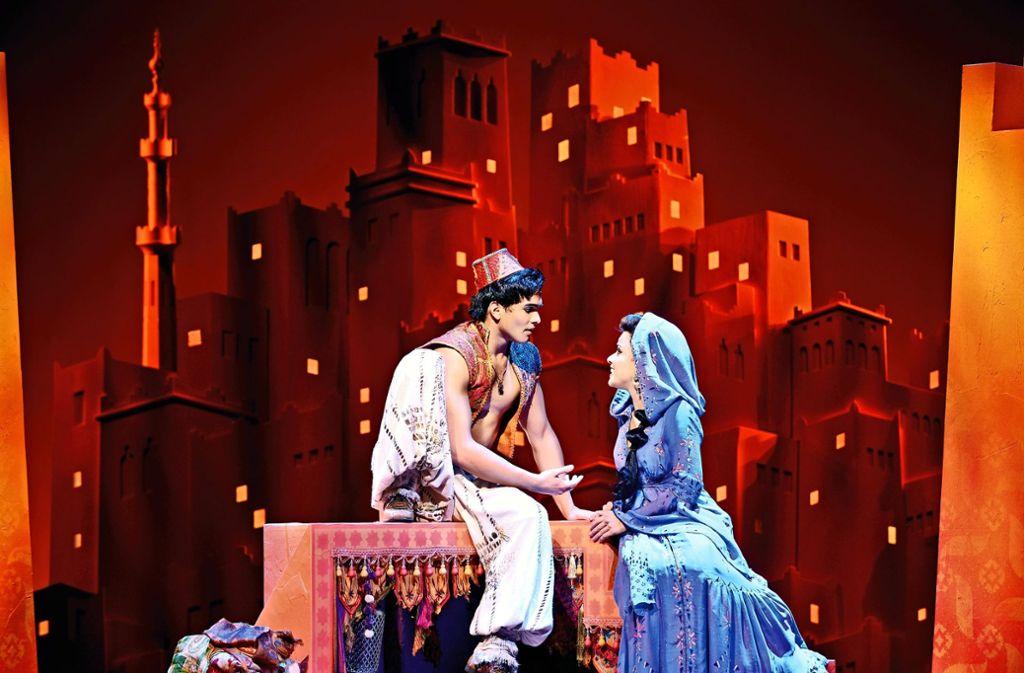 """Musicals In Stuttgart: Disneys """"Aladdin"""" Kommt Ins SI"""